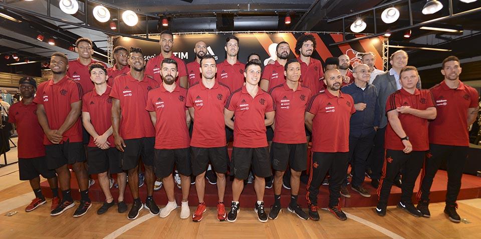 Equipe de Basquete do Flamengo