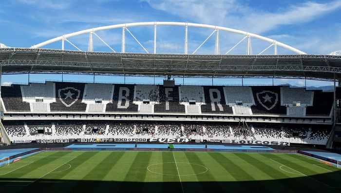d8516de244 Estádio Nilton Santos - Engenhão - Fim de Jogo