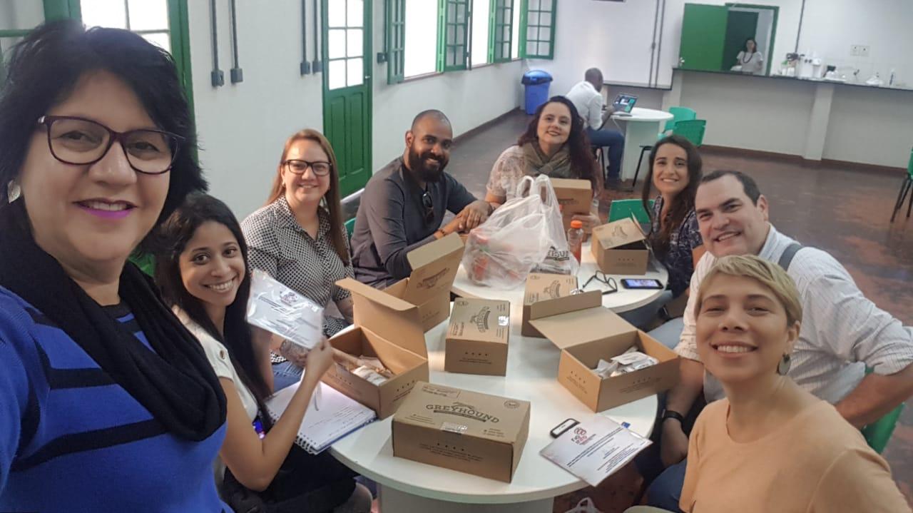Reunião RioInfo 2018