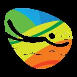 volei praia emblema