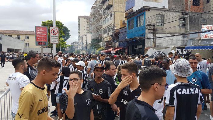 Botafogo x América-MG
