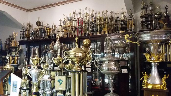 São Januário troféus