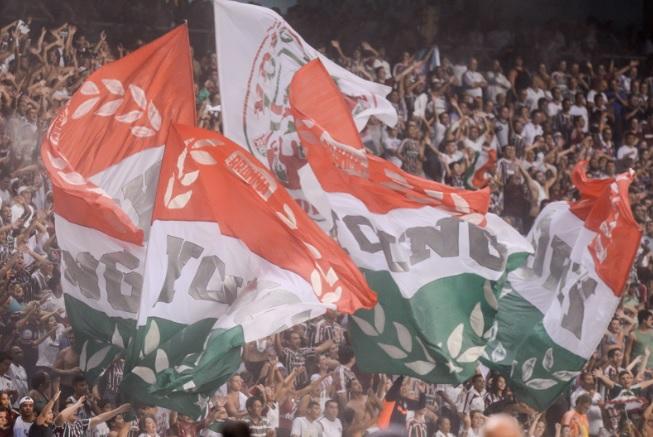 Fluminense 0 X 1 Grêmio