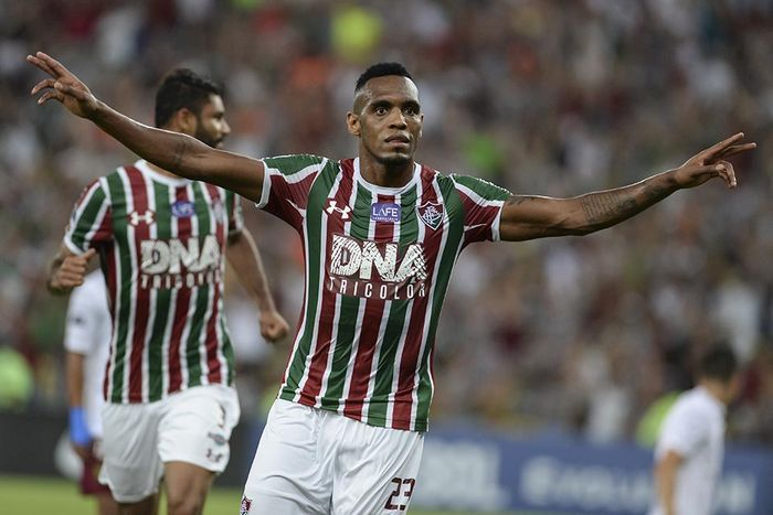Fluminense x Deportivo