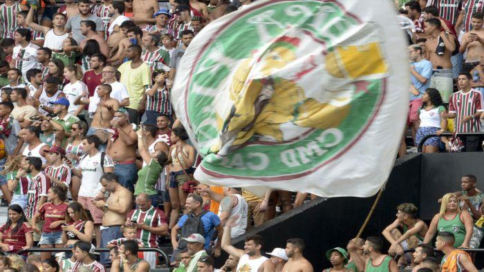 Venda de Ingressos  Fluminense x Atlético Mineiro - Fim de Jogo ce89f71e9e364