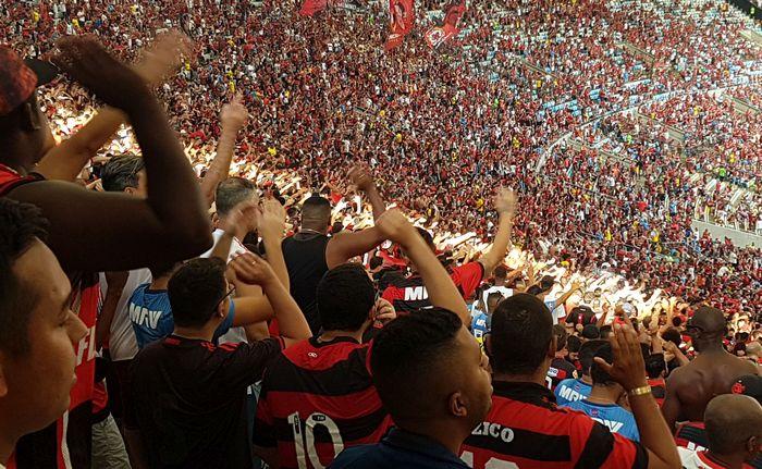 e9cb4abf4a Venda de Ingressos  Flamengo x Palmeiras - ESGOTADOS - Fim de Jogo