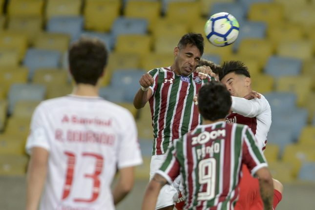 Fluminense 0 x 3
