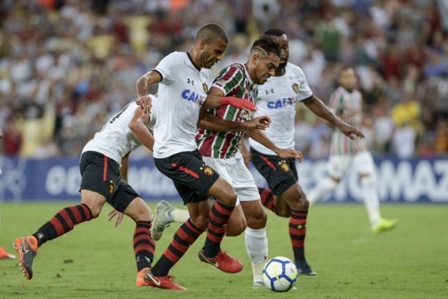 Fluminense 0 x 0 Sport