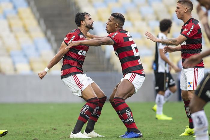 Flamengo 1 x 0 Santos