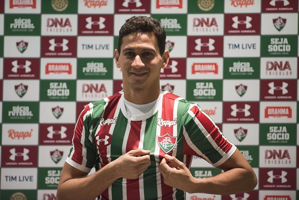 Bangu x Fluminense: Estreia de Ganso
