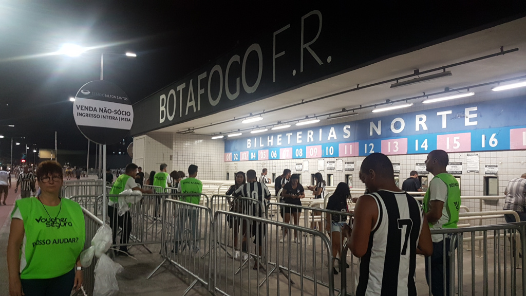 Torcida Botafogo