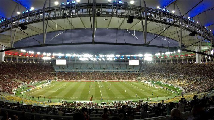 Flamengo x Fluminense no Maracanã
