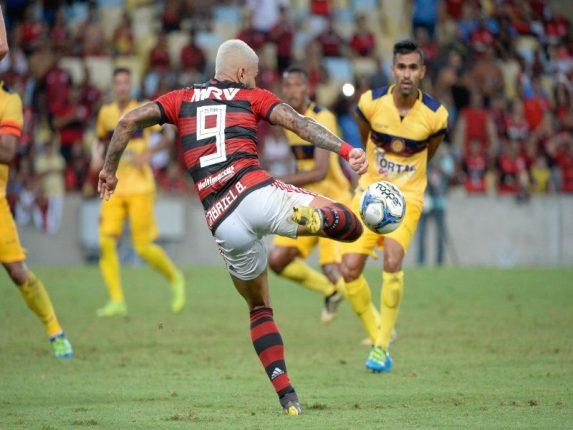 Madureira 0 x 2 Flamengo