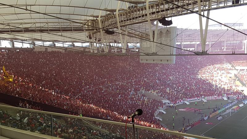 Flamengo x Athlético PR