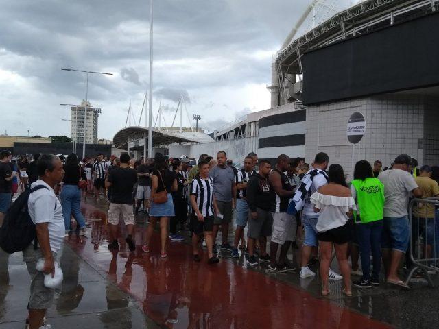 Botafogo 1 x 0 Vasco