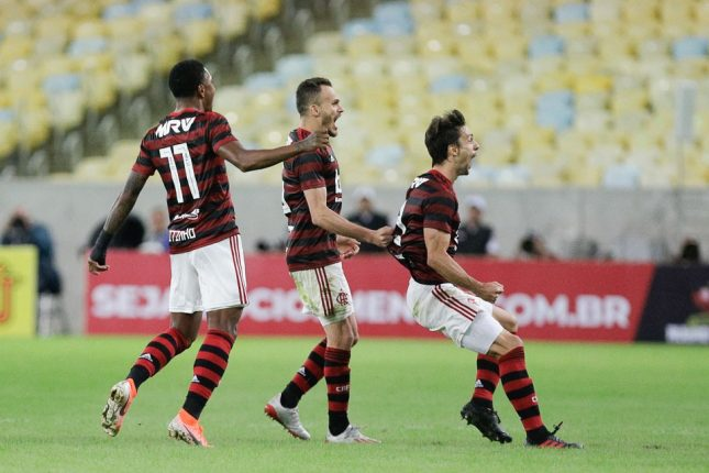 Flamengo 1 x 0 Corinthians