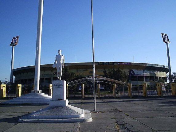 Estádio da Final da Libertadores 2019
