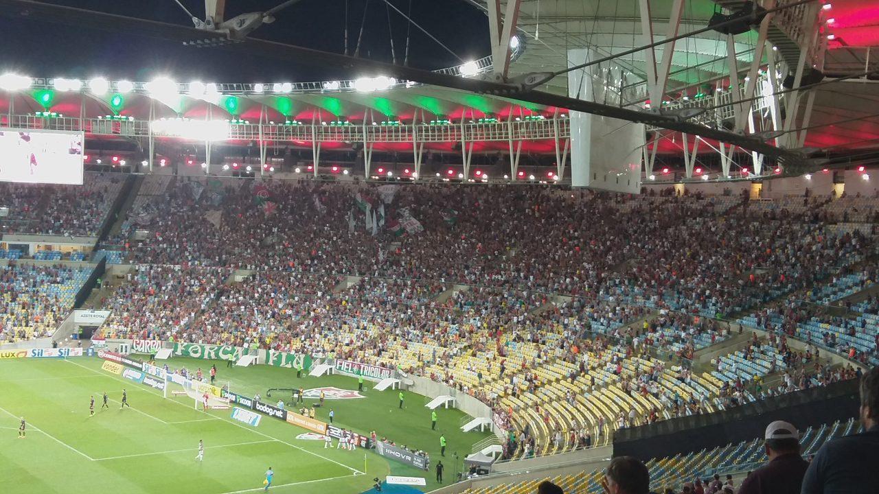Torcida do Fluminense