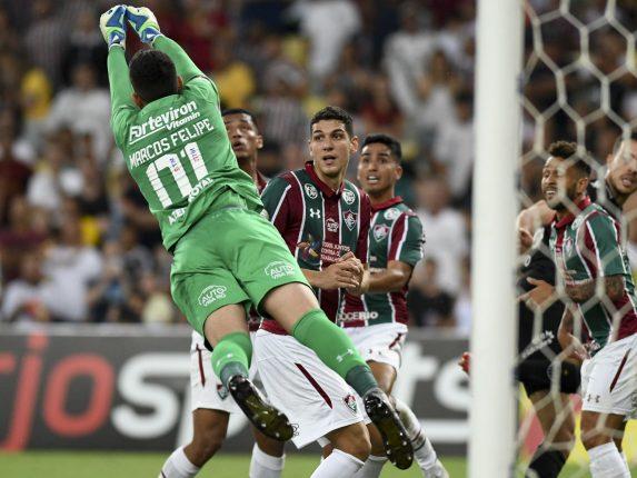 Fluminense 1 x 1 Atlético MG