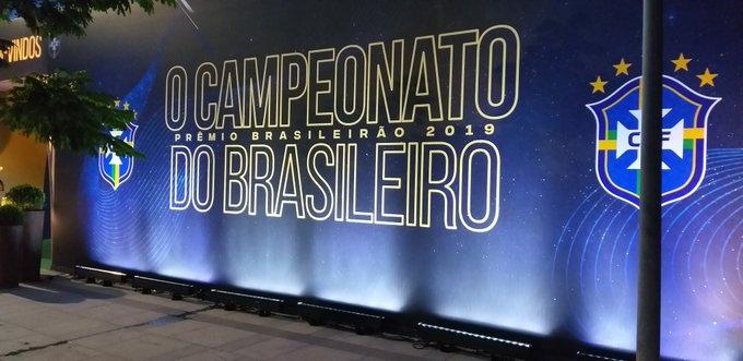 Prêmio do Brasileirão 2019