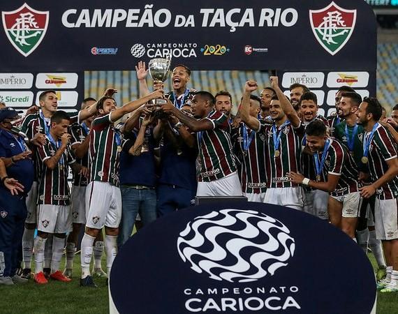 Fluminense x Flamengo