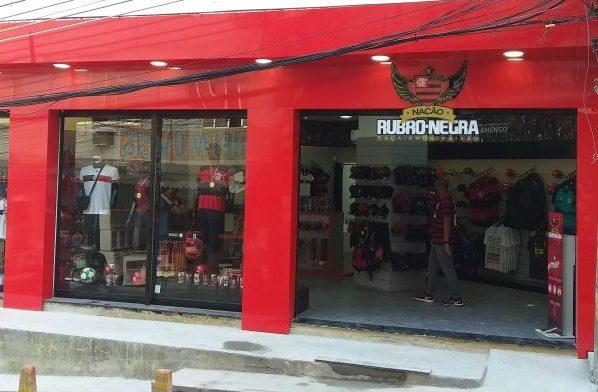 Nova Loja do Flamengo
